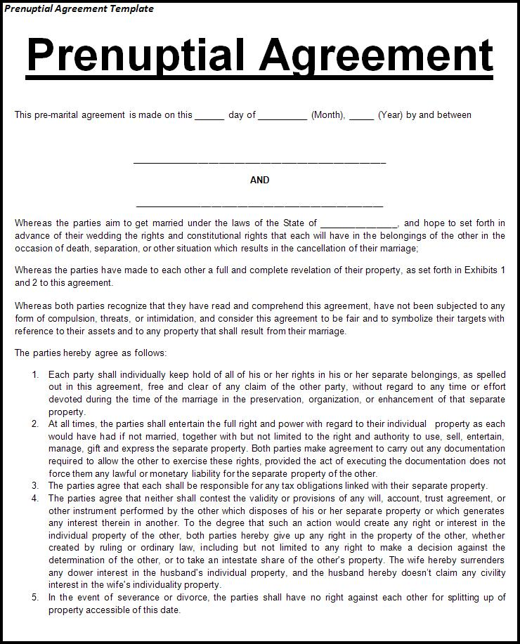 Contract Wikipedia Screenwriter's Prenuptial Agreement Script Gods