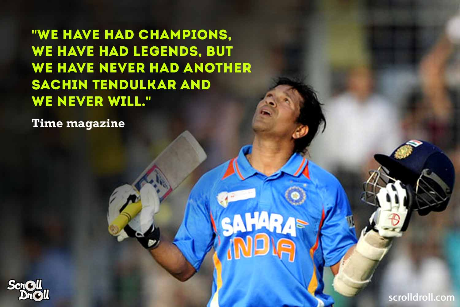 Rahul Dravid Quotes Wallpaper 28 Best Quotes About Sachin Tendulkar That Prove He S The