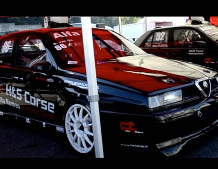 Scuderia H&S Corse – Alfa Romeo Challenge Spa Francorchamps Trailer