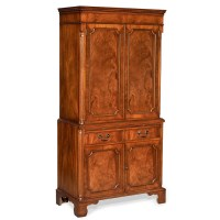 Mahogany Wine Bar Cabinet | Cabinets & Cupboards ...