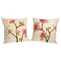 Apple Blossom Pillows | Pillows | Home Decor Accessories ...