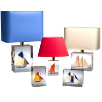 Sailboat Lamps and Inclusions | Table & Desk Lamps | Lamps ...