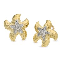 Starfish Earrings | Gold | Earrings | Jewelry ...