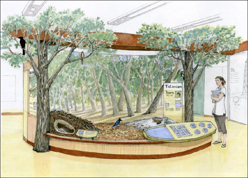 cv design nature