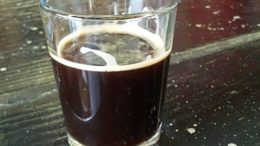 Rebel Alliance Imperial Stout.