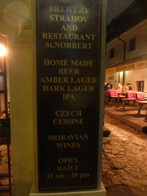 Prague Beer 01