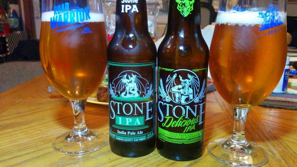 Stone Delicious IPA 2