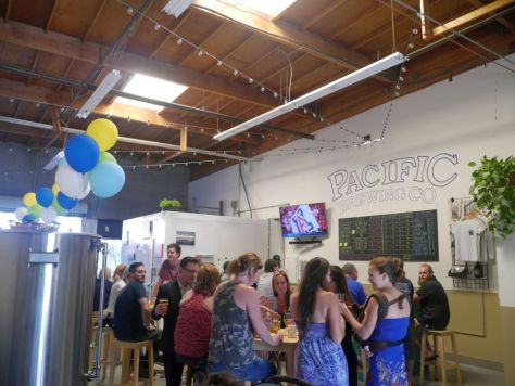 Pacific Brewing 1 year Anniversary 04