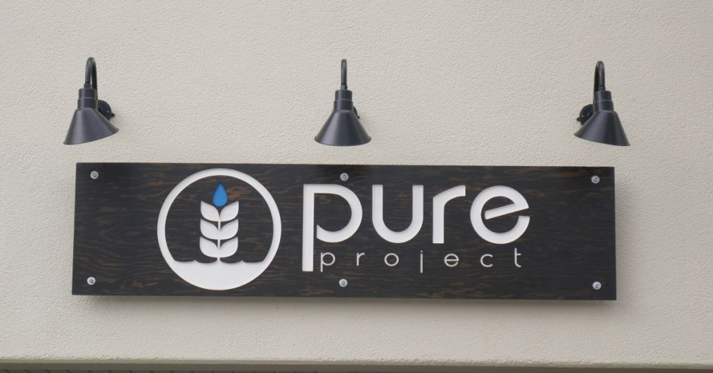 Pure Project 01