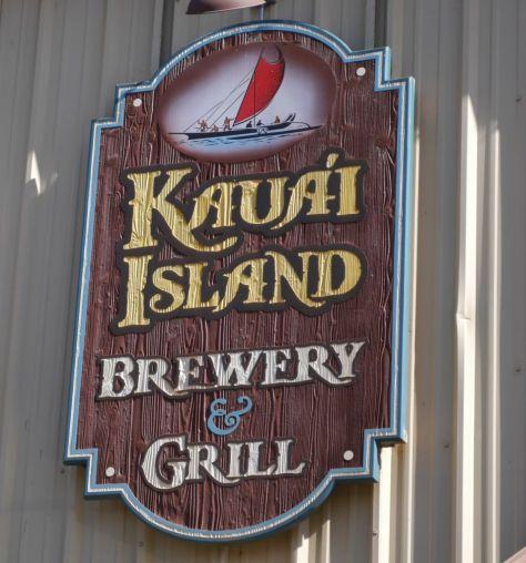 Kauai Island Brewery 01