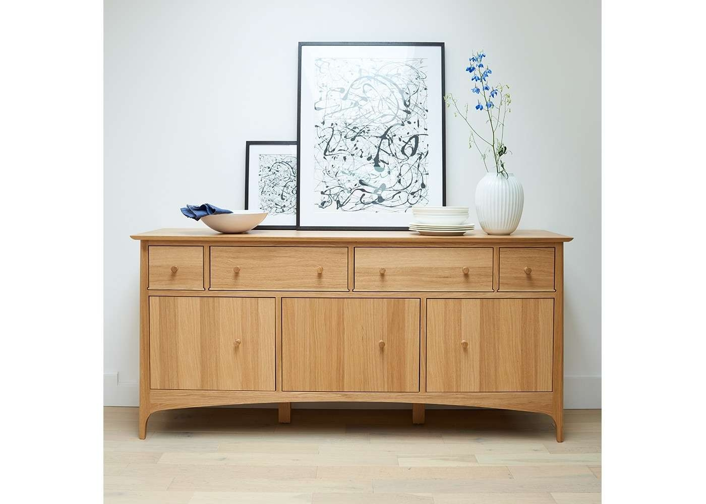 20 Ideas of Living Room Sideboards