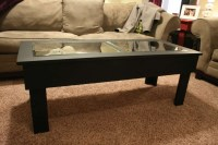 23 Best Ideas of Dark Wood Coffee Tables With Glass Top
