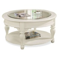 20 Photos White Wood And Glass Coffee Tables