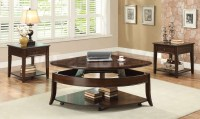 Contemporary Coffee Table Set & Modern Coffee Table In ...