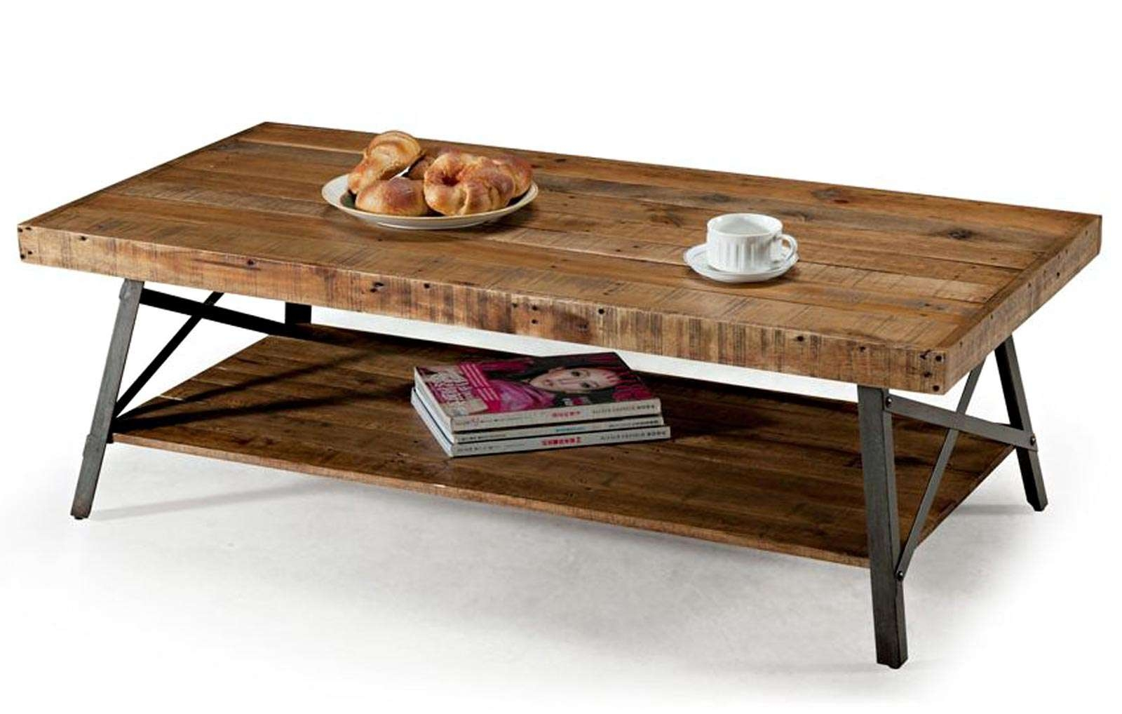 Top 20 of Rustic Wooden Coffee Tables