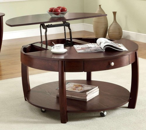 Medium Of Coffee Table Lift Top