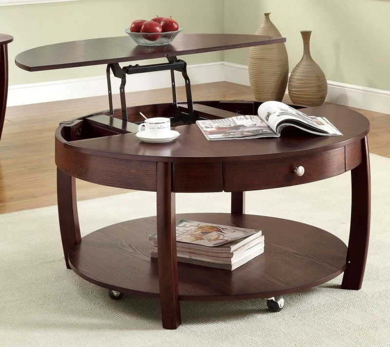 Large Of Coffee Table Lift Top