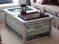 Beach Cottage Trunk Coffee Table - Rascalartsnyc