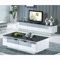 Matching Tv Unit And Coffee Table - Rascalartsnyc