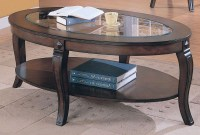 20 Best Ideas of Oval Glass Coffee Tables
