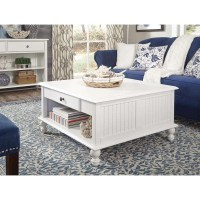 Beach Cottage Style Coffee Tables - Rascalartsnyc
