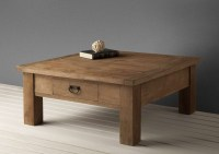 20 Best Collection of Round Coffee Tables With Drawer