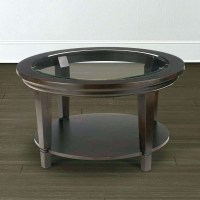 The Best Round Glass And Wood Coffee Tables