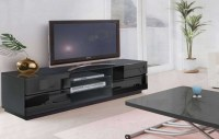 Coffee table and tv unit set