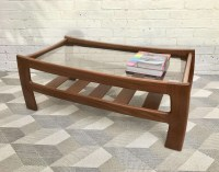 20 Best Ideas of Glass Coffee Tables With Shelf