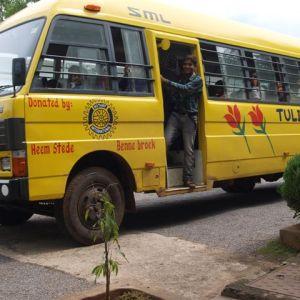 Renovatie Schoolbus