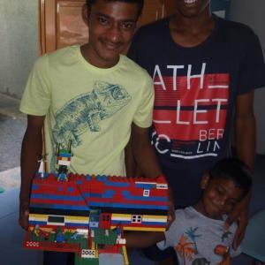 Zondag Lego Bouwdag!