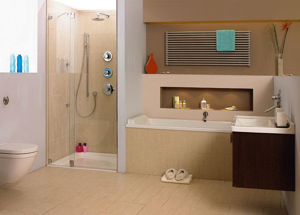 Beautiful Nischen Im Badezimmer Contemporary Unintendedfarms Badezimmer  Nische