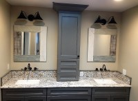 Aged Coastal Design Mirrors