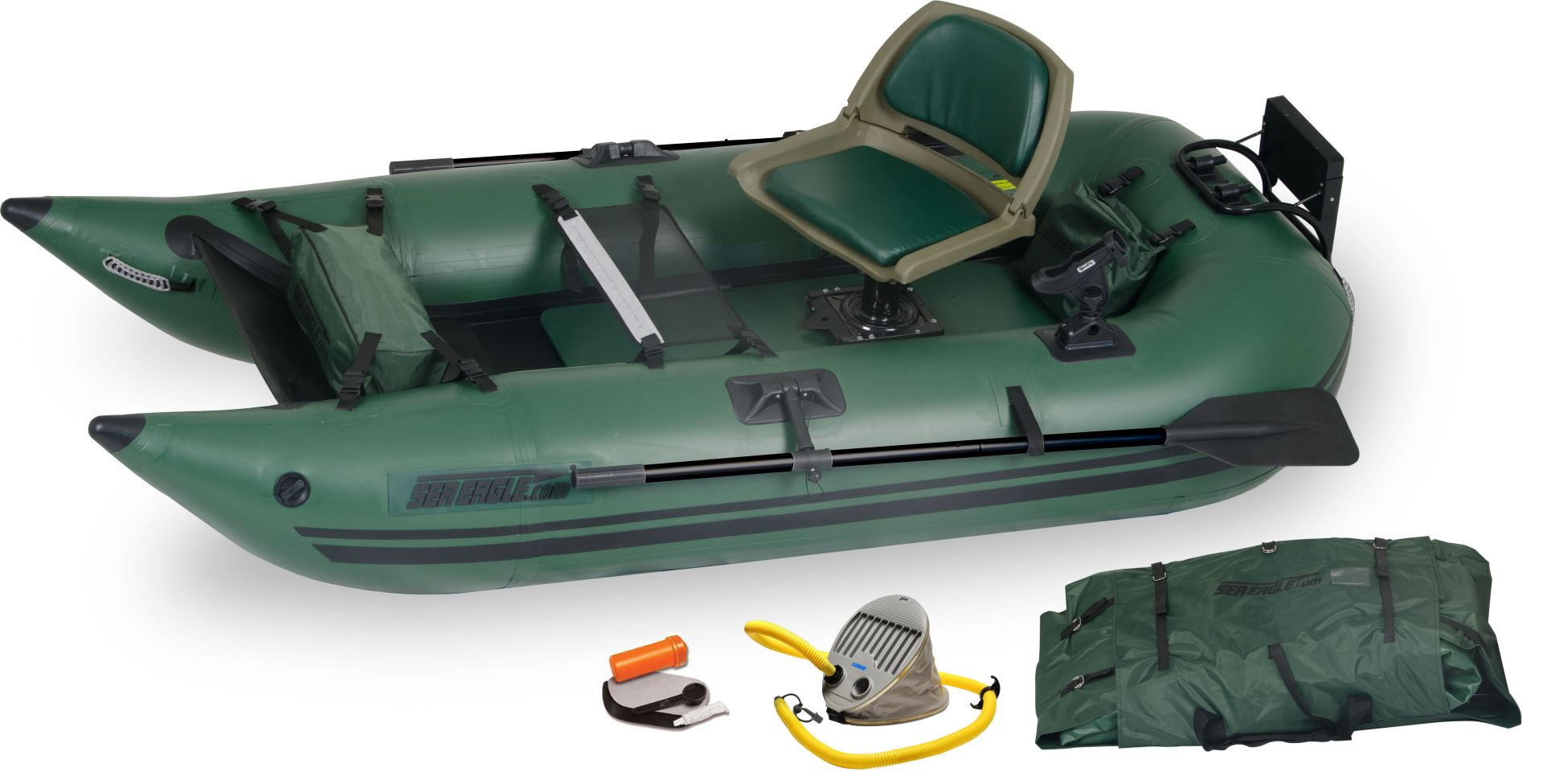Sea Eagle 285fpb 1 Person Inflatable Fishing Boats