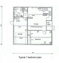 1 Bedroom Cottage Plans | Joy Studio Design Gallery - Best ...