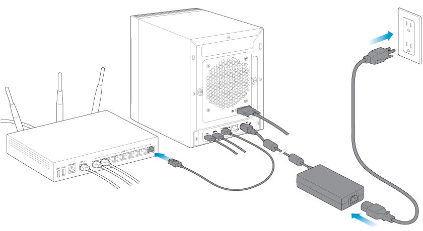 ethernet wiring guide