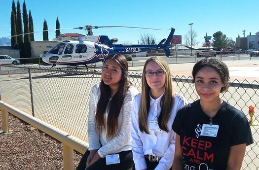 Hospital Job Shadowing for Willcox High School Students a Success - high school job shadowing