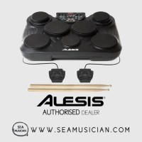 ALESIS COMPACT KIT 7, PORTABLE DIGITAL TABLE TOP DRUMSET