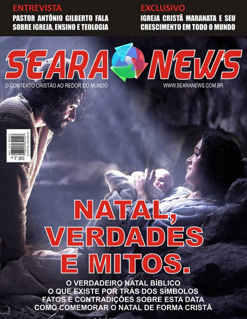 Revista Seara News Nº 1 - Natal, verdades e mitos