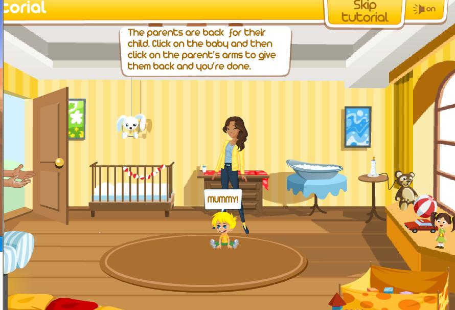 Babies Play Free Online Baby Games Babies Game Downloads - the babysitter online free