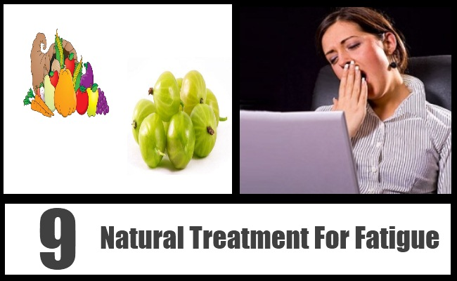 Natural remedies for tiredness