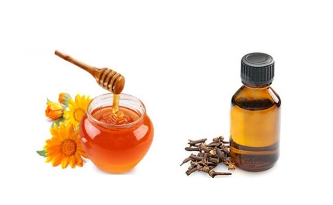 Honey And Clove Oil