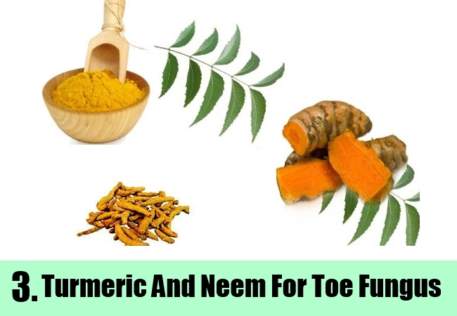 Turmeric And Neem