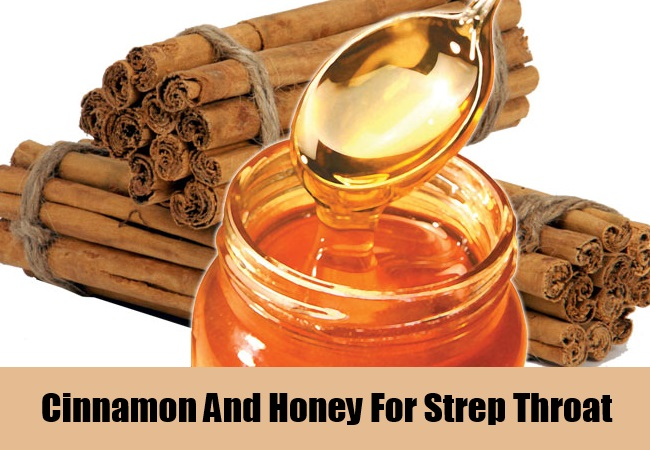 Cinnamon And Honey For Strep Throat
