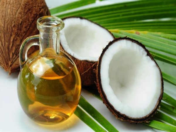 Hot Coconut Oil