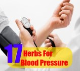 17 Herbs for Blood Pressure