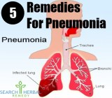 5 Remedies For Pneumonia