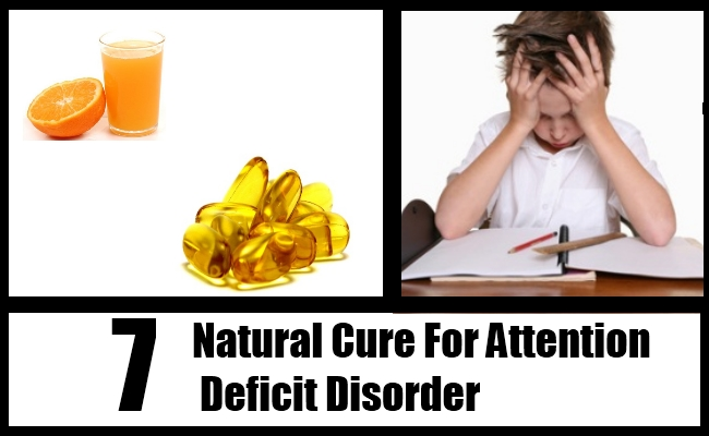 Natural Remedies For Attention Deficit