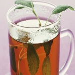 Sage Tea And Apple Cider Vinegar