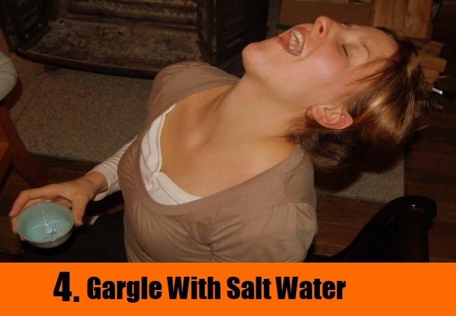 Water with Salt